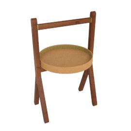 Ren - Side table, Cammello