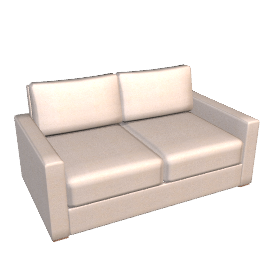 Soto Sleeper Sofa - Ultrasuede