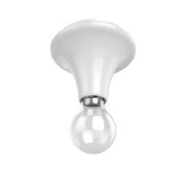 Artemide Teti, white