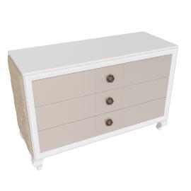 Lusso 3-Drawer Dresser