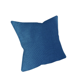 Chemsford Cushion Cover 45x45 cms, Blue