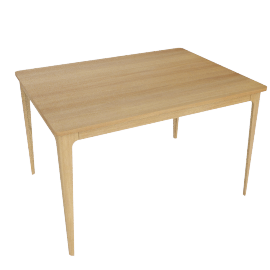 Ebbe Gehl for John Lewis Mira 4 Seater Dining Table