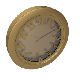 Brenda Wall Clock