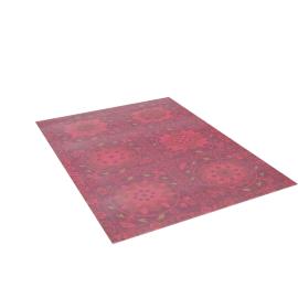 Suzani Rug - 120x160 cms, Pink