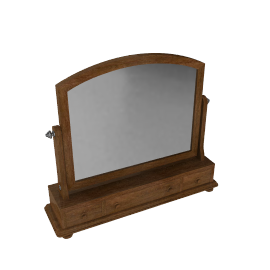Frank Hudson Vermont Dressing Table Mirror