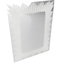 Liane Frameless Mirror