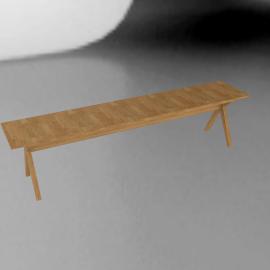 Bethan Gray for John Lewis Noah Large Bench