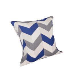 Zox Blue Cushion