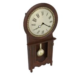Regent Pendulum Wall Clock