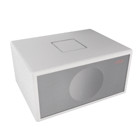 Geneva Sound System - Medium - White