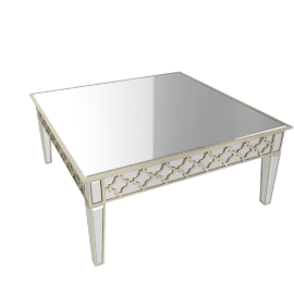 Casablanca Square Coffee Table