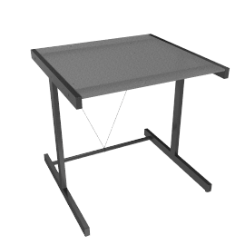 Soho Small Computer Desk