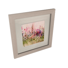 Sue Fenlon- Meadow Flowers Framed Print, 35 x 35cm