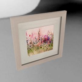 Sue Fenlon- Meadow Flowers Framed Print, 35 x 35cm