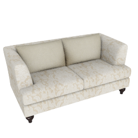 Natura 2 Seater Light.Beige