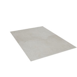 Snow Shaggy Rug - 160x230 cms