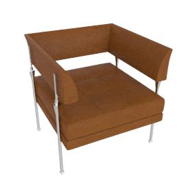 HYDRA CASTOR Armchair