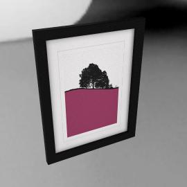Jacky Al-Samarraie - Hawkshead Framed Print, 44 x 34cm