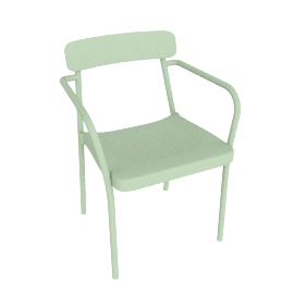 Grace Armchair, Mint.Green