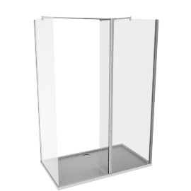 FONT Shower Enclosure 1400 mm x 800mm