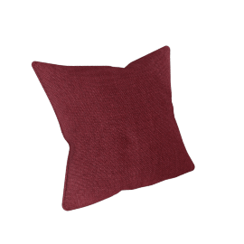 Chemsford Cushion Cover 45x45cm, Red