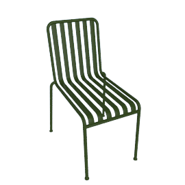 Palissade Side Chair, Green