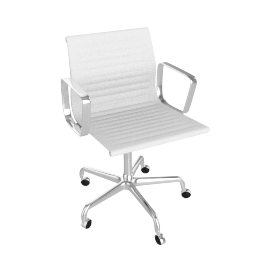 Eames® Aluminum Management Chair with Pneumatic Lift