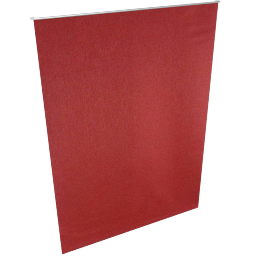Blackout Roller Blind - 150x210 cms, Orange