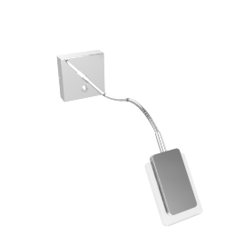 Twist & Shine LED Wall Lamp