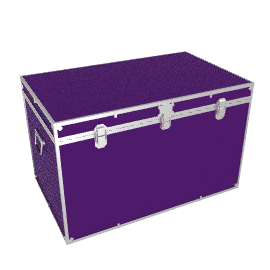 Fortified King Trunk, Purple