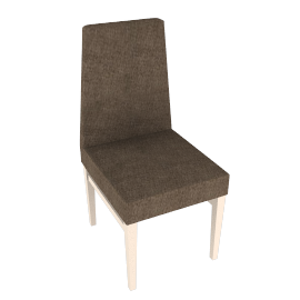 Miso Dining Chair, Taupe