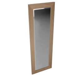 John Lewis Conway Mirror, 135 x 43cm