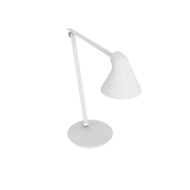 Louis Poulsen NJP with pin table lamp, white