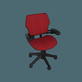 Freedom Task Chair - Vellum