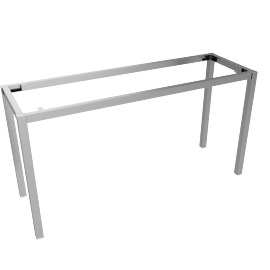 Blend Console Table Frame, Polished