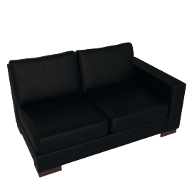 Signature 2 Seater with Right Arm, Midnight