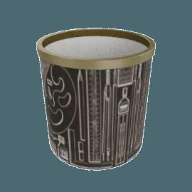 strumenti da disegno paper basket by fornasetti