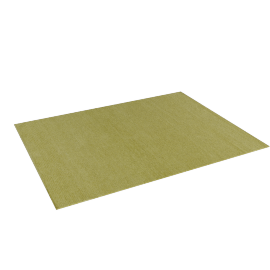 Elvina Dhurrie - 120x160 cms, Green