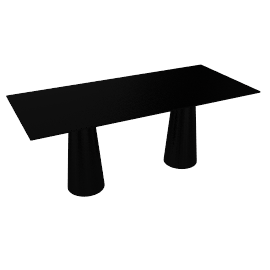 Container Table 80180 cm
