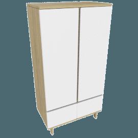 Arkin 2-Door Wardrobe