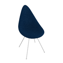Upholstered Drop Chair