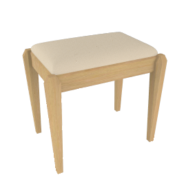 Accent Dressing Table Stool