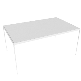 1966 Collection Porcelain Dining Table
