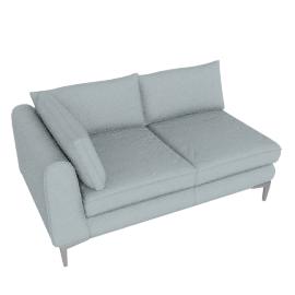 Albert One Arm Sofa Right - Vienna