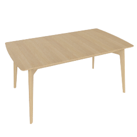 Dulwich Extension Table, Oak
