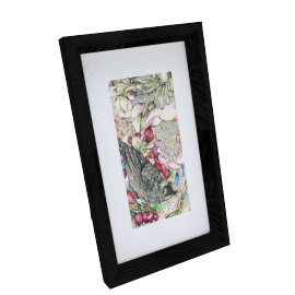 Aiden Photo Frame Matted - 6x8 inch