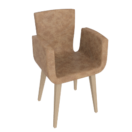 Zoe W Chair by ambianceitalia