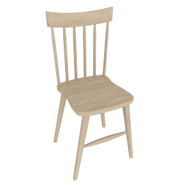 Nicola Chair, Beech