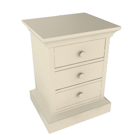 Pemberley Bedside Chest