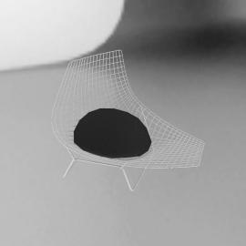 Bertoia Seat Pad - Asymmetric Chaise